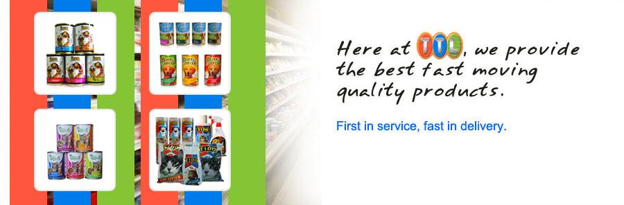 Dog Food Distributor Malaysia